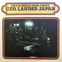 UFO - Ufo Landed Japan (Blus) (Rmst) (Jpn)