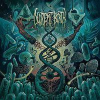 Decrepit Birth - Axis Mundi [Limited Edition Yellow/Blue Splatter LP]