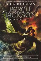 Rick Riordan - The Last Olympian (Percy Jackson and the Olympians)
