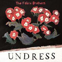 The Felice Brothers - Undress [Red Black Split LP]