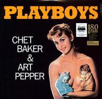 Chet Baker & Art Pepper - Playboys [Import]
