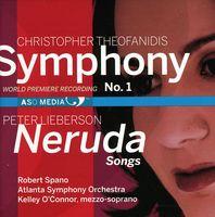 Robert Spano - Neruda Songs / Symphony 1