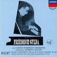 FRIEDRICH GULDA - Mozart: Piano Concerto 14