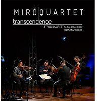 Miro Quartet - Transcendence
