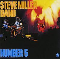 Steve Miller - Number 5 [Reissue]