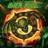 Overkill - Horrorscope (Live In Overhausen) [Orange w/ Gree & Yellow Splatter 2LP]