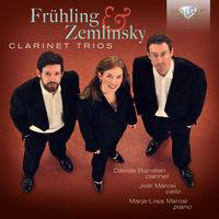 Davide Bandieri - Clarinet Trios