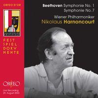 Wiener Philharmoniker - Ludwig van Beethoven: Symphony No. 1 & No. 7
