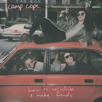 Camp Cope - How to Socialise & Make Friends [Indie Exclusive Limited Edition Pink/Black Swirl LP]