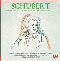 Schubert - Piano Quintet In A Major Op.114 D.667 (Rmst)