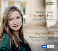 Dorothee Mields - Lass Mein Herz