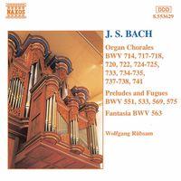 J. RHEINBERGER - Organ Chorales Preludes & Fugues