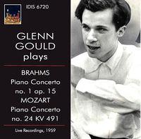 Glenn Gould - Glenn Gould Plays Brahms & Mozart