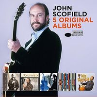 John Scofield - 5 Original Albums (Box) (Can)