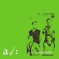 A Certain Ratio - The Graveyard and The Ballroom [LP]