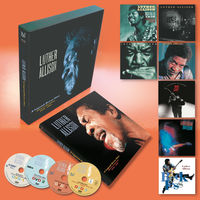 Luther Allison - A Legend Never Dies: Essential Recordings 1976-1997 [Deluxe Box Set]
