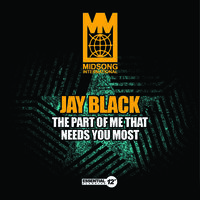 Jay Black - The Part Of Me That Needs You Most