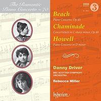 Danny Driver - The Romantic Piano Concerto, Vol. 70