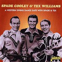 Tex Williams - Western Swing Dance Date with