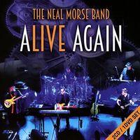 Neal Morse - Alive Again [CD+DVD]