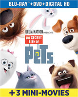 The Secret Life Of Pets [Movie] - The Secret Life Of Pets