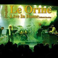 Le Orme - Live In Rome