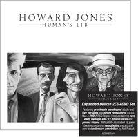 Howard Jones - Human's Lib (W/Dvd) [Deluxe] (Exp) [Digipak] (Uk)