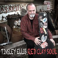 Tinsley Ellis - Red Clay Soul