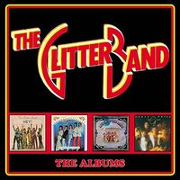 Glitter Band - Albums: Deluxe Four Cd Boxset (Box) [Deluxe] (Uk)