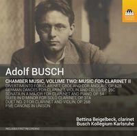 Bettina Beigelbeck - Chamber Music For Clarinet 2