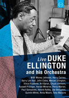 Duke Ellington - Duke Ellington and His Orchestra: Live