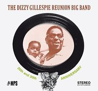 Dizzy Gillespie - 20th & 30th Anniversary (Uk)