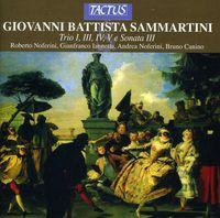 Andrea Noferini - Trio Sonatas
