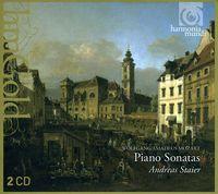 Andreas Staier - Piano Sonatas