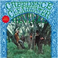 Creedence Clearwater Revival - Creedence Clearwater Revival [Half Speed Master LP]