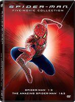 Spider-Man - Spider-Man Five-Movie Collection