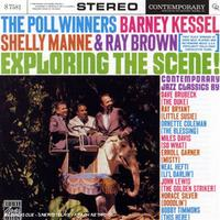 Barney Kessel - Exploring The Scene