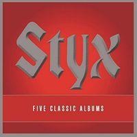 Styx - 5 Classic Albums (Uk)