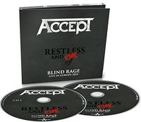 Accept - Restless & Live (2pc) / (Uk)