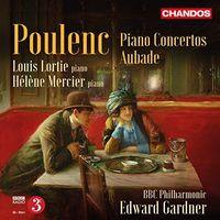 LOUIS LORTIE - Piano Concertos & Aubade