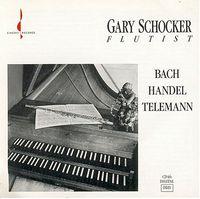 GARY SCHOCKER - Plays Bach & Handel