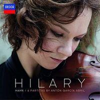 Hilary Hahn - Garcia Abril: 6 Partitas
