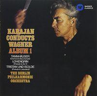Herbert von Karajan - Conducts Wagner Alnum 1 (Jpn)