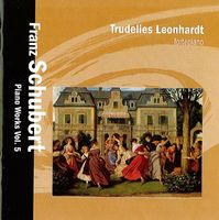 F. SCHUBERT - Piano Works Vol. 5