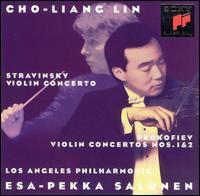 Cho-Liang Lin - Violin Concertos