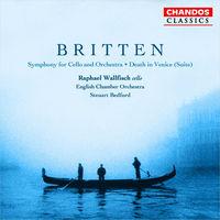 RAPHAEL WALLFISCH - Cello Symphony / Death In Venice Suite