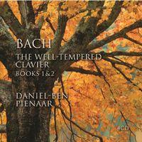 Daniel-Ben Pienaar - Well-Tempered Clavier Books 1 & 2