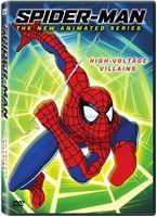 Spider-Man - Spider-Man - New Anim Series: High Voltage Villain