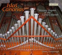 Tamminga - Organ Recital: Tamminga, Liuwe - Tavares, M. / Lorente, A. / Nebra Blasco, J. / Buxtehude, D. / Praetorius, M. / Marpurg, F.w. /