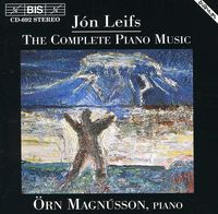 Orn Magnusson - Complete Piano Music